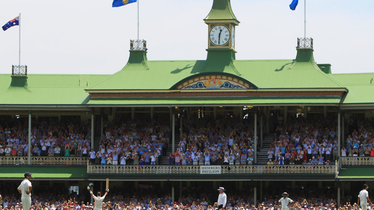 PM backs NSW government call on SCG Test crowd