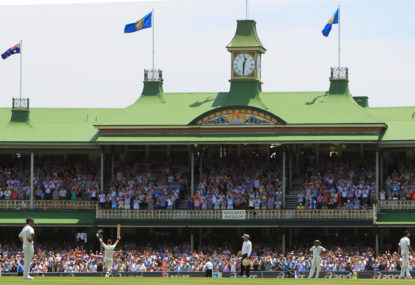 Sydney AFL Ground? SCG considering moving to drop-in pitches