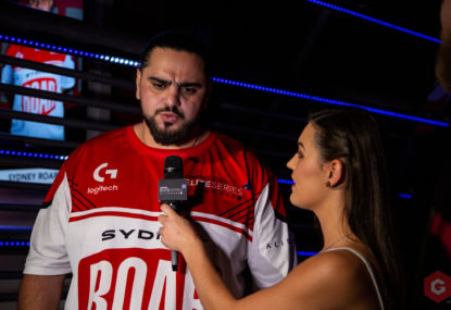 topguN talks about Gfinity Season 2 and his desire to help younger CS:GO players get better