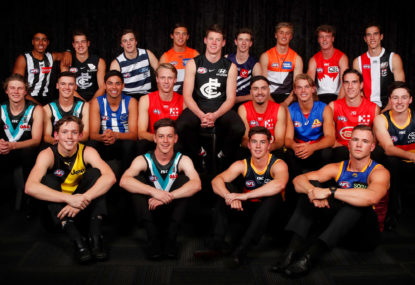 2018 AFL draft: Talking through all the big topics