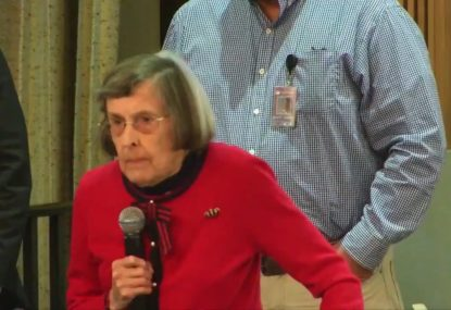 90-year-old's savage takedown of Phoenix Suns owner goes viral