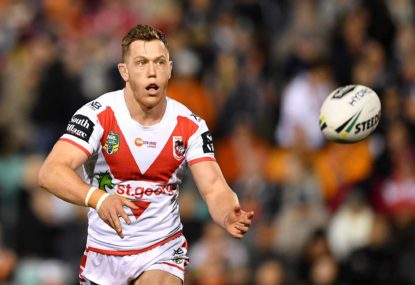 Dragon McInnes closes in on NSW Origin debut