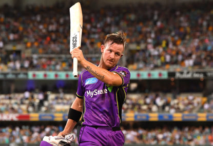 Hobart Hurricanes vs Sydney Thunder: Big Bash live scores, blog