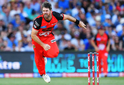 Hobart Hurricanes vs Melbourne Renegades: Big Bash live scores, blog