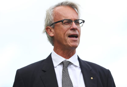 Confirmed: David Gallop stepping down as FFA CEO