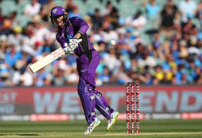 Sydney Sixers vs Hobart Hurricanes: Big Bash live scores, blog