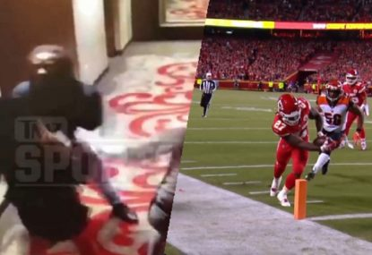 Star Kansas City RB axed after video of physical altercation surfaces