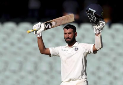 Is Cheteshwar Pujara the new Rahul Dravid?