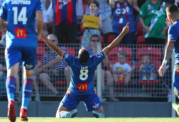Jair Newcastle Jets