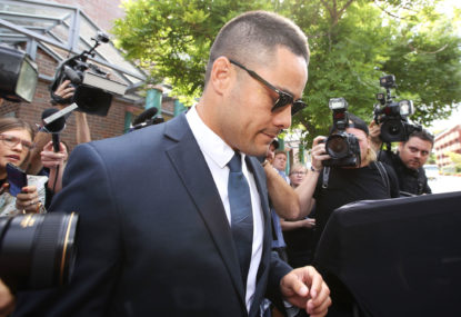 Jarryd Hayne may belong in prison, but removing him from the NRL's record books solves nothing
