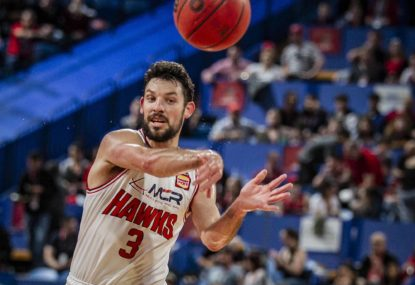 Hawks captain rightfully proud of NBL milestone