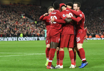 Liverpool and Barcelona through to Champions League quarter-finals