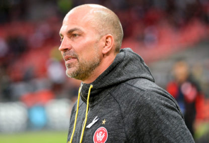 Another A-League coach sacked as Wanderers axe Markus Babbel