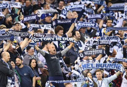 Will Melbourne Victory suffer from a 6-1 finals hangover this season?