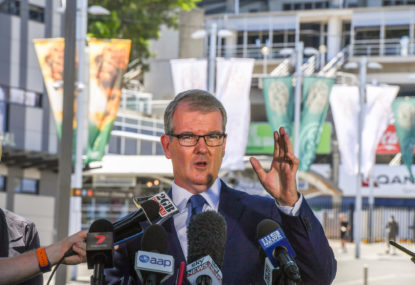 Michael Daley might be doing rugby league a giant favour