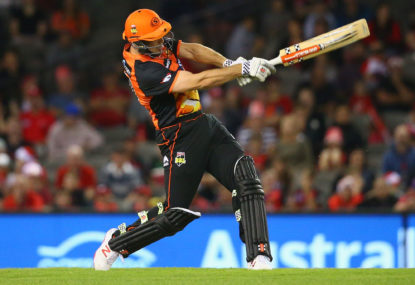 Perth Scorchers vs Adelaide Strikers: Big Bash live scores, blog