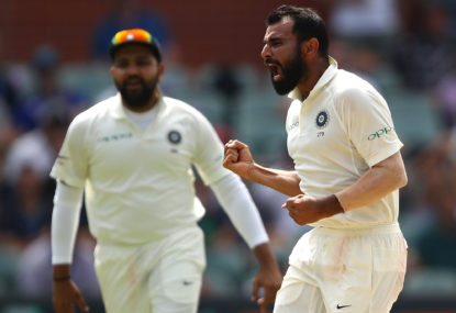 Indian pacer Mohammed Shami hopes for another exceptional World Cup