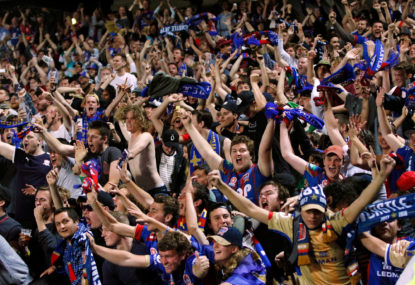 Why the Newcastle Jets should change their name to New England FC