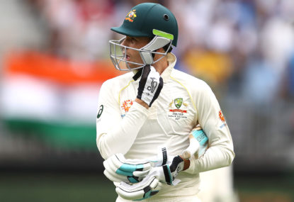 Tough love pivotal to Australia's batting revival