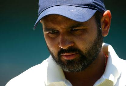 The precarious state of the Indian Test team