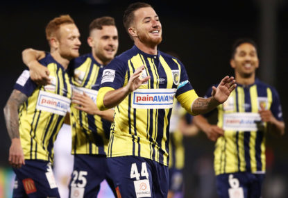 Central Coast Mariners vs Sydney FC: A-League live score, blog