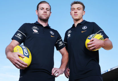 Docherty injury a test for Carlton's new depth