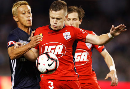 Will Adelaide United make the finals?