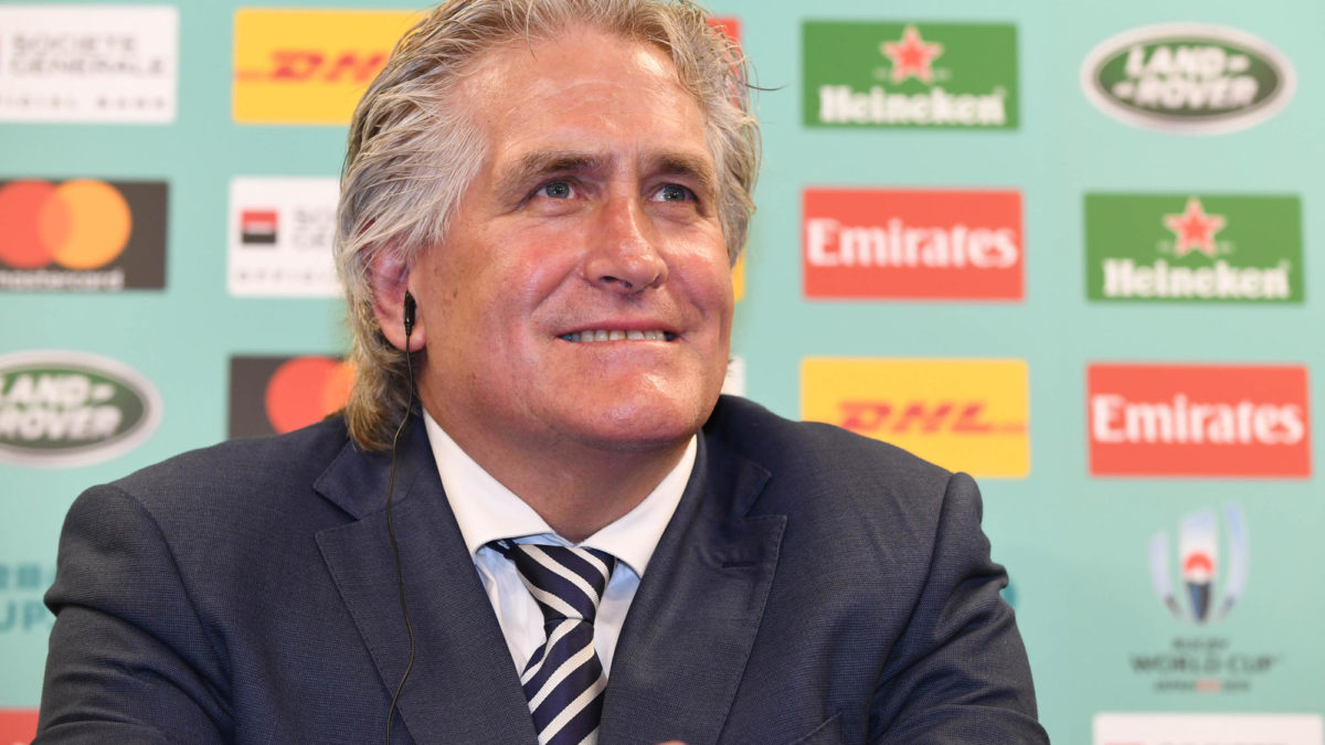 Rugby AU weighing up their options for new Wallabies coach after World Cup
