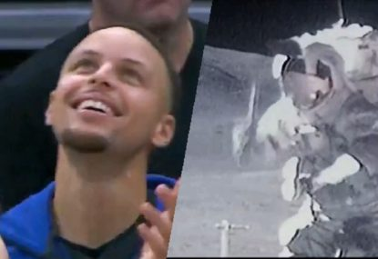 The Sacramento Kings trolled Steph Curry perfectly over his moon landing comments