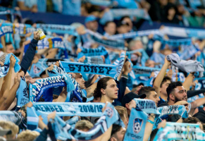 Sydney ease to 2-1 win over misfiring Reds