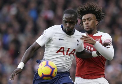 In-form Tottenham star the key to Spurs' recent success