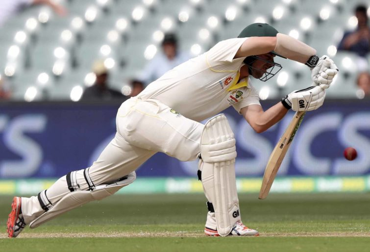 Renshaw and Patterson playing for Ashes spots in Sheffield Shield