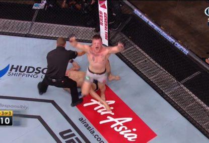 UFC Adelaide recap