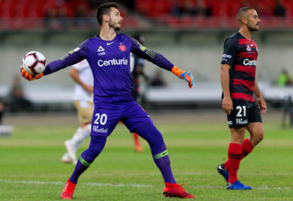 The A-League's goalkeepers don't get enough credit