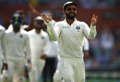 The Liebke Ratings: Australia vs India, second Test