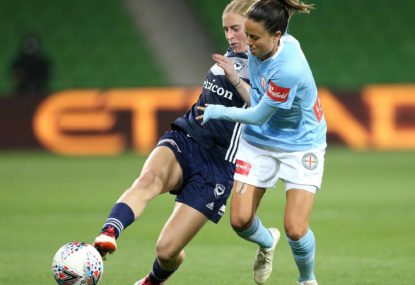 Four into one: The W-League sprint to premiership glory