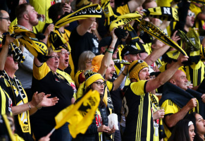 Wellington Phoenix, tell the FFA they're dreaming