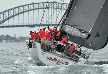 Sydney to Hobart yacht race 2019: live race updates, blog