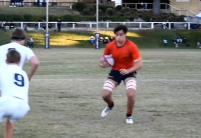 Outrageous offload sets up dominant meat pie