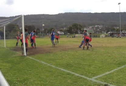 Clinical header uncontested at the near post