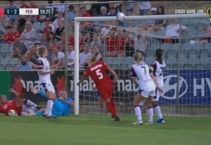 Adelaide midfielder comes up with miss of the W-League season contender