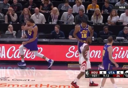 NBA star gets ejected after just three minutes