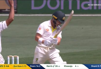 HIGHLIGHTS: Reckless shots leave Aussies on the brink of defeat