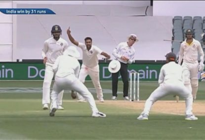 HIGHLIGHTS: Australia fall just short in dramatic end to First Test