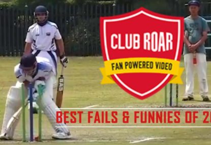Club Roar's Best FAILS & FUNNIES of 2018