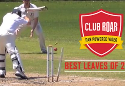 Club Roar's Best (or Worst) LEAVES of 2018