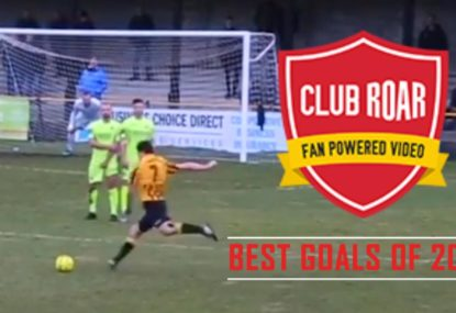 Club Roar's Best GOALS of 2018