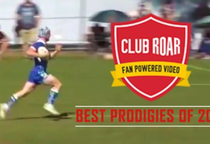 Club Roar's Best PRODIGIES of 2018