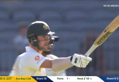 HIGHLIGHTS: Harris and Head give Australia the edge on spicy pitch