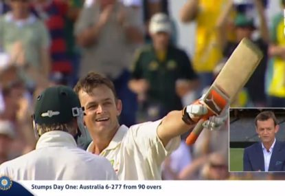 Gilly reveals his 57-ball century was originally going to be his last innings